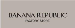 BANANA REPUBLIC FACTORY STORE | Redeem at Banana Republic Factory Store