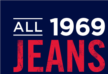 ALL 1969 JEANS